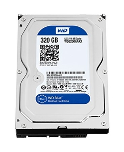 Жесткий диск 320 Gb (Seagate, Samsung, WD) б/у