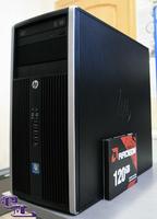 Игровой ПК HP Compaq 6200 / i5-2400 (3.1-3.4 ГГц) / GeForce GT 1030 2GB / RAM 8 / HDD500 G