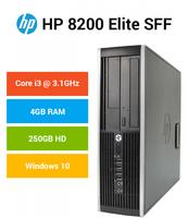 HP Compaq 6200 / i3-2100 (3.1 ГГц) / RAM 4 / HDD250