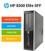 4-x ядерный системный блок HP ELITE Compaq 8300 SFF / i5-3470s