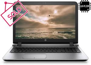 """Ноутбук HP ProBook 450 G3 / 15.6"""" / i5 6200U / 8Гб ОЗУ/ 128ssd состояние нового"""