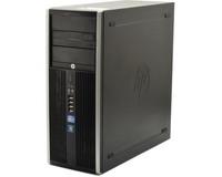 Игровой системный блок ELITE 8300 б/у / i5-3470 (3.2 ГГц) / ОЗУ 8 / SSD120 + HDD500 GB, USB 3.0 / GeForce1030 2GB