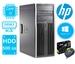 Игровой системный блок HP ELITE Compaq 8300 / i5-3470 (3.2 ГГц) / GeForce1030 2GB