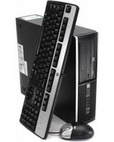 HP Compaq 6200 / i5-2400 (3.1-3.4 ГГц) / GeForce GT 1030 2GB / RAM 8 / SSD 120 GB / HDD250 GB