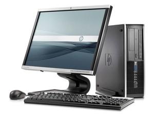 "Комплект компьютера HP Compaq 6200 ELITE Sokket 1155 G630 + монитор 22"" HP L2245W + мышь, клавиатура"