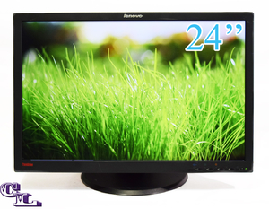 "Lenovo LT2452pwC / 24"" / LED +IPS / 1920x1200 / 400 кд/м2"