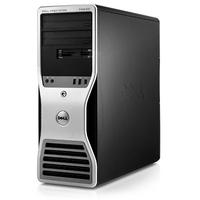 Двухпроцессорный сервер Dell Precision T5500 2х Xeon5620 4x 2.67ГГц  / NVIDIA Quadro FX 580 512МБ