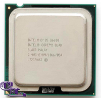 Intel Core 2 Quad Q6600 2.4GHz / 1066MHz / 8MB