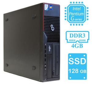Системный блок Fujitsu ESPRIMO E900 E85+ / Pentium G630 2.7GHz / RAM 4 / SSD 128 / DisplayPort