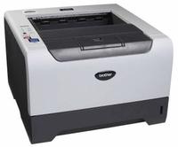 Принтер Brother-5240 лазерный черно-белый / Картридж повышенного объёма/ пробег до 20тстр/доп лоток для бумаг