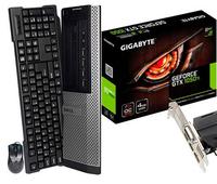 Dell OptiPlex 7010 / 4х Ядерный i5-3570 (3.8 ГГц) /⭐GeForce GTX 1050 Ti /Desktop
