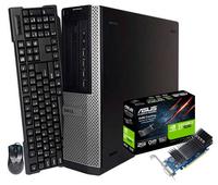 Игровой Dell OptiPlex 7010 / 4х Ядерный i5-3570 (3.8 ГГц) + ⭐ Asus GT1030 Новая