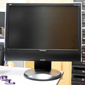 "ViewSonic VG1930wm / 19"" / 1440x900 / TFT TN / 300 кд/м² / колонки"
